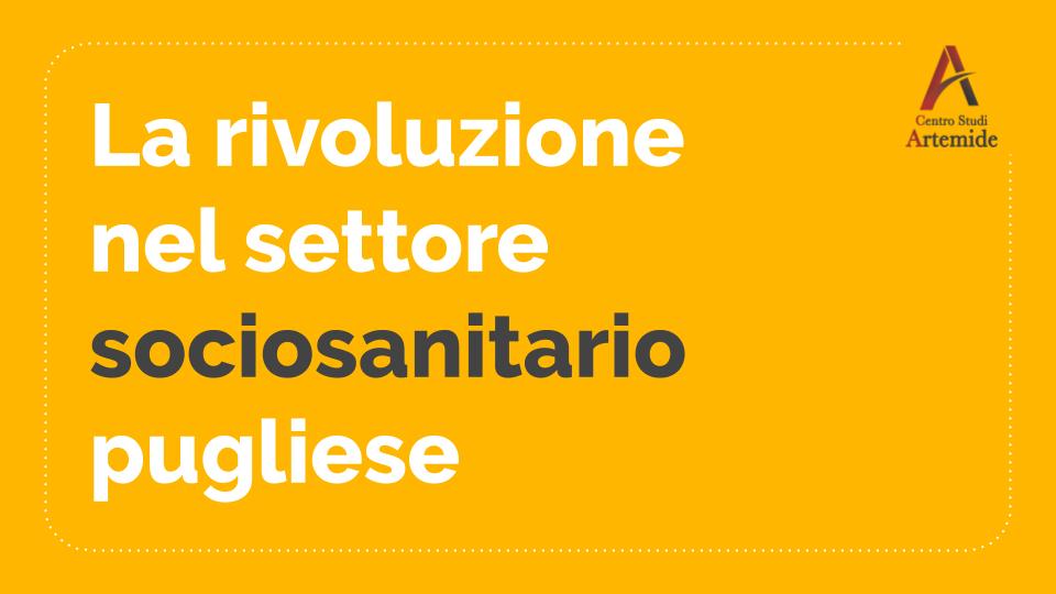 L'accreditamento delle strutture sanitarie in Puglia: adempimenti, obblighi, scadenze per i gestori