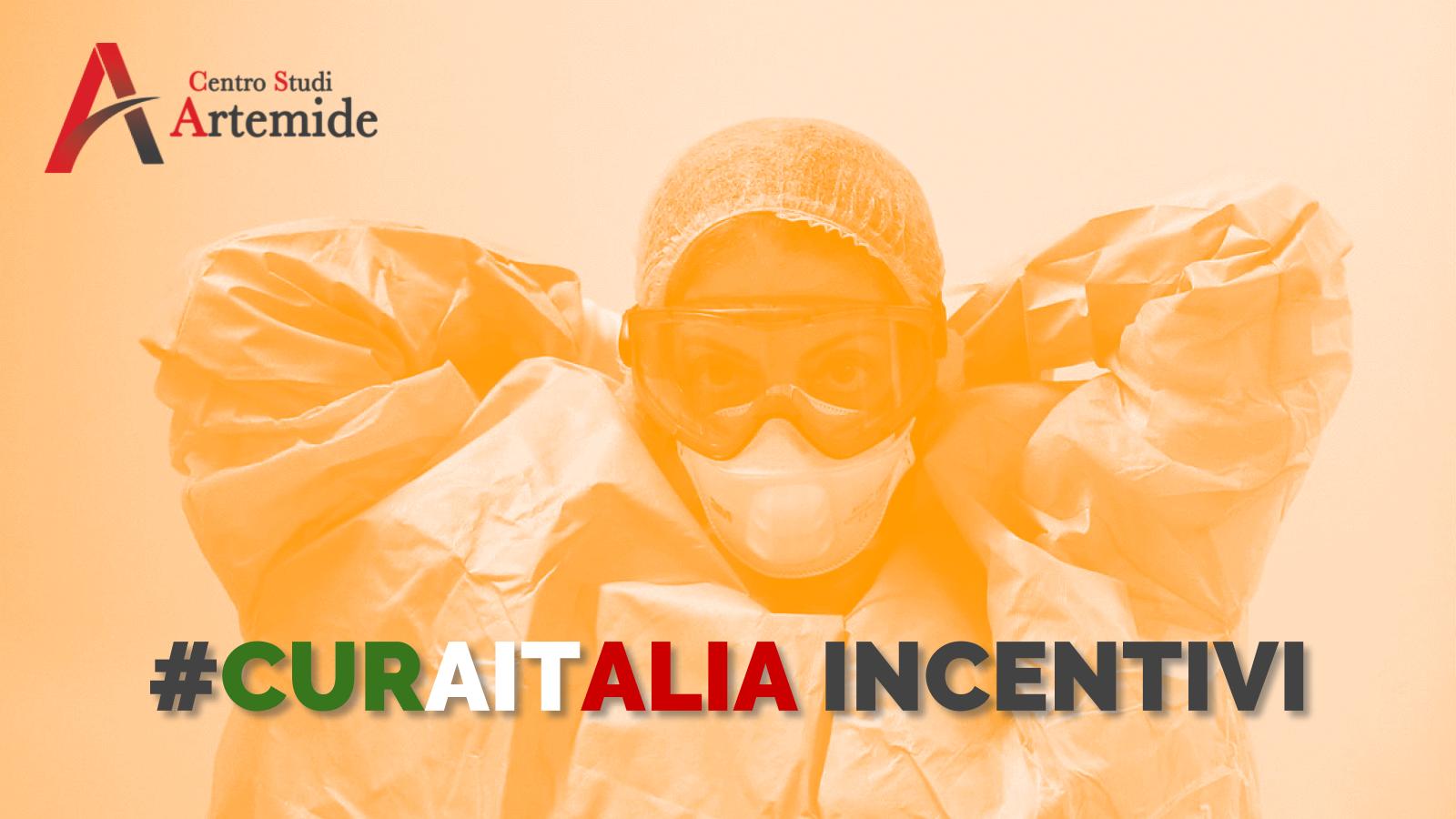 #CURAITALIA Fino a 2 milioni a fondo perduto per produrre mascherine e dpi